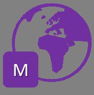 M-World Icon